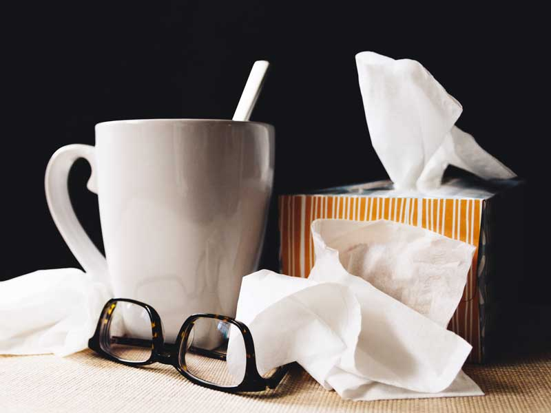 How to Keep Germs at Bay During Flu Season